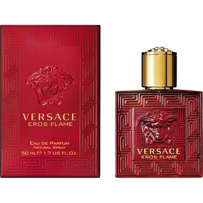 VERSACE EROS FLAME Eau De Parfum SPRAY      50 ML