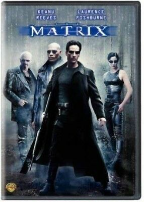 The Matrix DVD - Very Good Condition