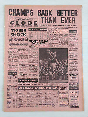 1968 08 17 'champs Back Better Than Ever' The Sporting Globe Newspaper