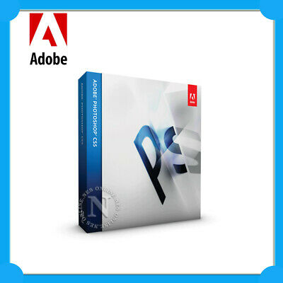 Adobe Photoshop CS5 12.0 for MAC *CD Media Only No Serial# *