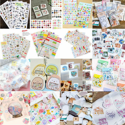Album Scrapbooking Calendar Diary Planner Card Photo Letter Stickers Decorations