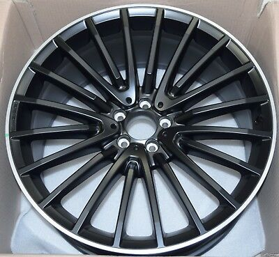 "Genuine Amg Mercedes Ml M Gle Class W166 22"" 10.5J Alloy Wheel A1664013300 7X71"