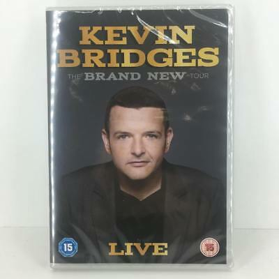 Kevin Bridges Brand New Tour DVD - New and Sealed Fast and Free Delivery