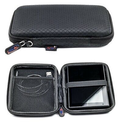Slim Hard Carry Case For Garmin Drive DriveSmart 62 65 61LMT-S 61 LMT-S & Strap