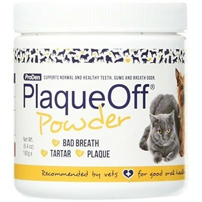 Proden Plaqueoff Dental Care For Dogs And Cats, 180gm - Plaque Off Cats 180g