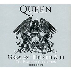 Queen - Greatest Hits I, Ii, Iii. The Platinum Collecti