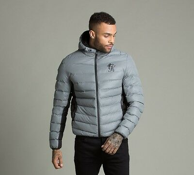 30c29cee1b7d MENS GYM KING Core Reflective Puffer Jacket RRP £89.99 - £49.99 ...