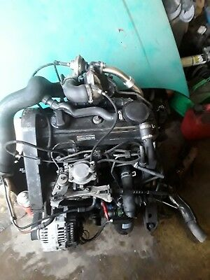VW T25 AAZ Td Engine Great Engine Conversion 122K Miles With History