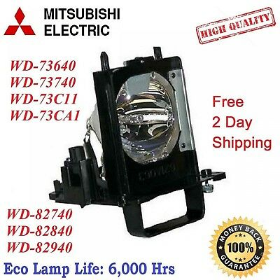 MITSUBISHI 915B455011 LAMP IN HOUSING FOR MODELS WD82840 /& WD92840