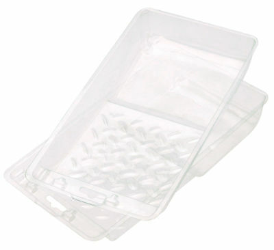 Pack Of Five 100Mm Disposable Paint Tray Liners Draper 34698