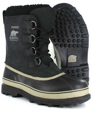 NIB Sorel Caribou Mens Snow Boots w/ Original Box Mens Sizes 8us - 13us