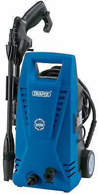 Pressure Washer With Total Stop Feature (1500W) Draper 83405