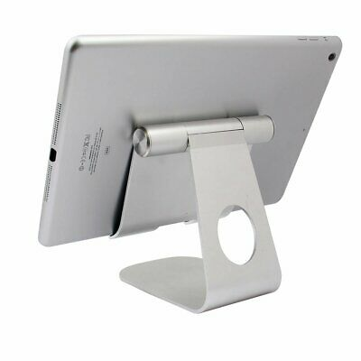 360° Rotatable Aluminum Desktop Holder Table Stand for iPhone iPad Tablet Phone
