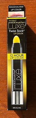 Fran Wilson Cosmetics Moodmatcher Mm Luxe Twist Stick Lipstick Yellow/shell Pink