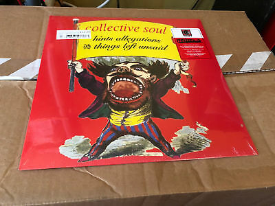 IN HAND * Collective Soul Hints Allegations and Things Left Unsaid Vinyl LP 2018