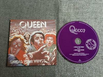 Queen CD Single Card Sleeve Spread Your Wings / Sheer Heart Attack