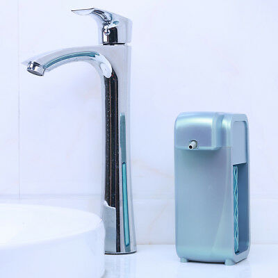 300ml Automatic Soap Dispenser Sensor Touchless Countertop Wall Mount Green
