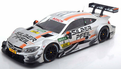 1:18 autocult Mercedes AMG C63 #6, DTM Wickens 2016