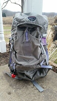 OSPREY AURA AG 65 Women s (2018) Internal Frame Backpack-Medium ... 470c1cff6b