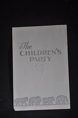 The Childrens Party -NABISCO- Uneeda Bakers