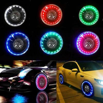 15 Mode Neon Tire Wheel Well Rim LED Light Lamp for Car Bike Bicycle Motorcycle