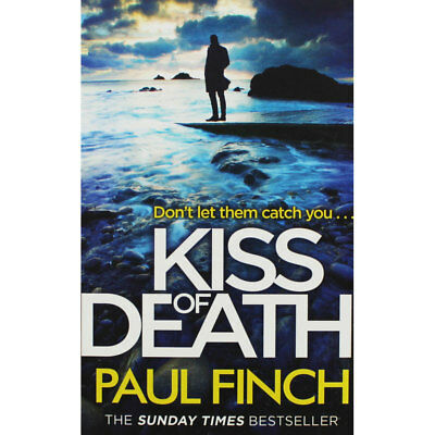 Kiss Of Death by Paul Finch (Paperback), Fiction Books, Brand New