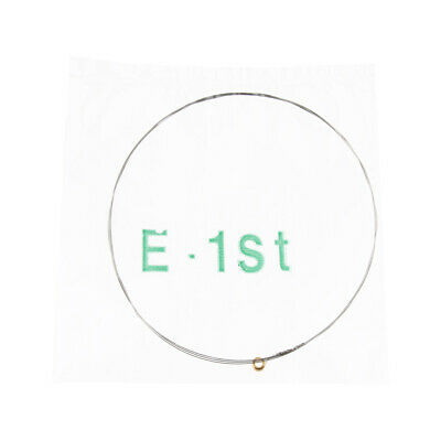 Replacement Acoustic Guitar String Steel Core Nickel Wound E-B-D-G-E-A