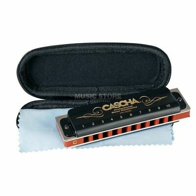 Cascha Verlag - Blues Harp Professional C-Major