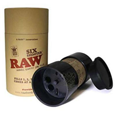 RAW King Size Six Shooter Cone Filler