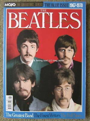 Mojo The Beatles Blue Issue 1967 1970 Collectors' Series Lennon McCartney Starr