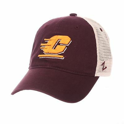 Central Michigan Chippewas Official NCAA University Adjustable Hat Cap by Zephyr
