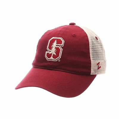 Stanford Cardinal Official NCAA University Adjustable Hat Cap by Zephyr 080900