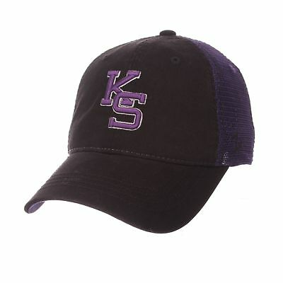 Kansas State Wildcats Official NCAA University Adjustable Hat Cap by Zephyr