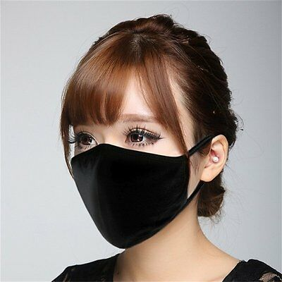 Unisex Mens Womens Cycling Anti-Dust Cotton Mouth Face Mask Respirator QD