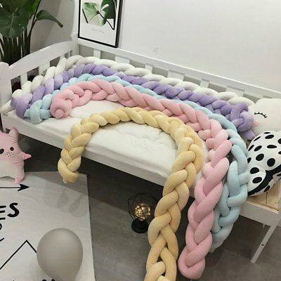 Kids Long Knotted Braid Pillows RT