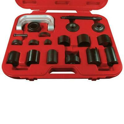 21PC Auto 2/4 WD Adapter C-Frame Ball Joint Press Removal Puller Service Tools