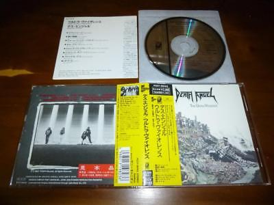 Death Angel / The Ultra-Violence JAPAN PCCY-00143 PROMO *X