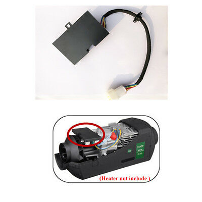 1x Control Board Accessories Motherboard Black For 12V 2KW Diesel Air Heater