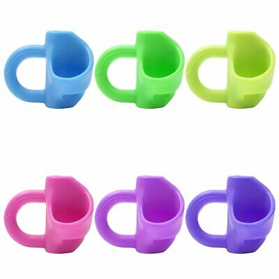 4X Children Pencil Holder Pen Writing Aid Grip Posture Correction Device Tool XU