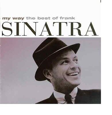 Frank Sinatra - My Way THE BEST OF /  Warner Records CD 1997