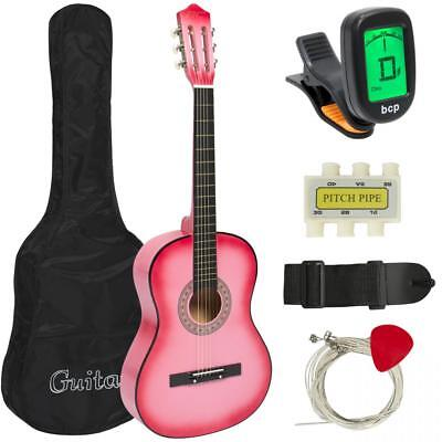 Best Choice Products 38in Beginner Acoustic Guitar Stringed Musical...