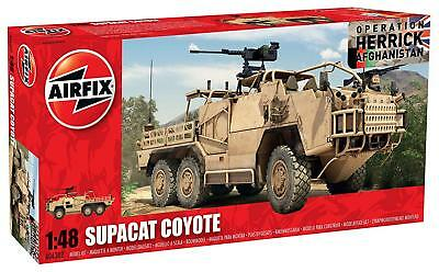 AIRFIX® A06302 British Forces Supacat Coyote in 1:48