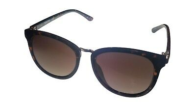 dc2054b9d5 Kenneth Cole Reaction Mens Soft Square Tortoise Plastic Sunglass KC1319 52F
