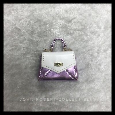Integrity Toys Poppy Parker The World At Her Feet Purse City Sweetheart