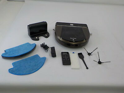 Pyle PUCRC750 Pure Clean Automatic Robot Vacuum Cleaner with Charge Dock