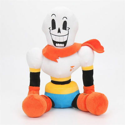 "12"" Undertale Papyrus Plush Doll Soft Stuffed Pillow Hugger Cushion Cosplay Toys"