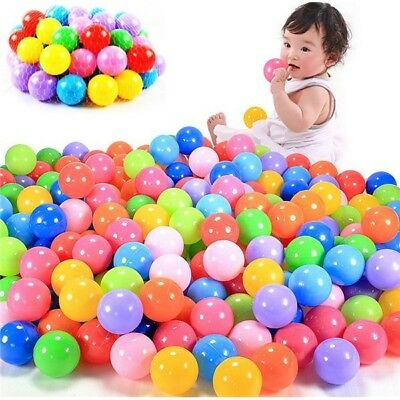 Soft Plastic Marine Ball Baby Toy Children Swimming Pit Toy Pool Ocean Ball GO6