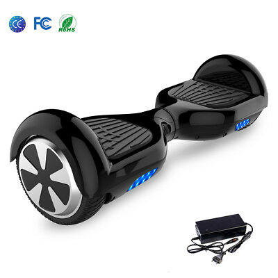 Hoverboard 6.5 Pollici Self Balancing Elettrico Scooter Overboard Fantasy Led