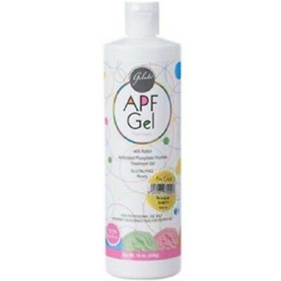 Gelato Fluoride Gel Pina Colada 60 Seconds 1.23% APF - Keystone #24-08777