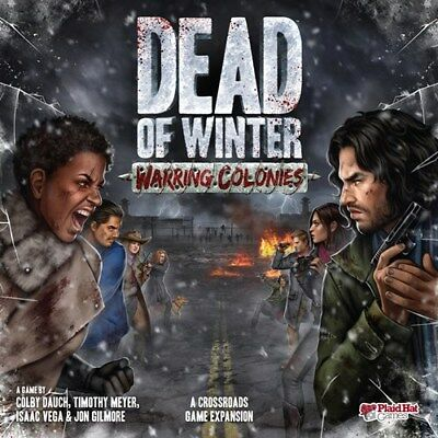 Dead Of Winter Board Game: Warring Colonies Expansion